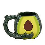 AVOCADO SHAPED MUG