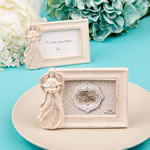 Guardian angel picture or placecard frame from fashioncraft