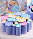 <em>Little  Buttons Collection</em> curio box favor