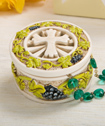 Holy Natures Harvest Themed Trinket Box