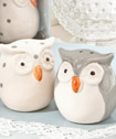 Cute owl salt and pepper shakers