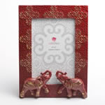 Elephant 4x6 frame from gifts by fashioncraft
