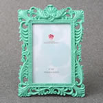 Mint color 4x6 frame from gifts by fashioncraft