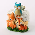 woodland animals bank from gifts by Fashioncraft®