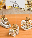 Teddy Bear Themed place card and photo holders