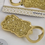 Golden elegance collection gold bottle opener from Fashioncraft®
