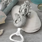 Mermaid design bottle opener from fashioncraft
