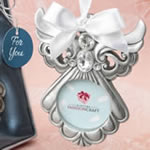 Angel ornament with picture frame from Fashioncraft®