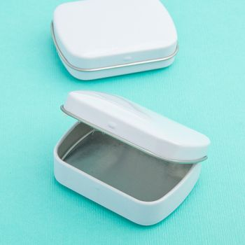<em>Perfectly Plain Collection</em> Mint  Tins
