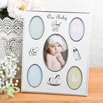 Baby Collage Aluminum frame from Gifts By Fashioncraft