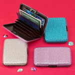 Bling Wallet, Credit card holder From Gifts By Fashioncraft®