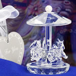 <em>Choice Crystal Collection</em> Carousel Favors