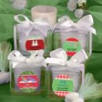 Fashioncraft&reg;'s <em>Design Your Own Collection</em> Candle Favors - Holiday Themed