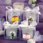 <em>Fashioncraft'S Personalized Expressions  Collection</em> Candle Favors
