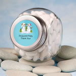 <em>Design Your Own Collection</em> Glass Jar - Holiday Themed