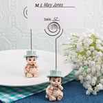 Vintage Baby Boy Place Card Holder from Fashioncraft®
