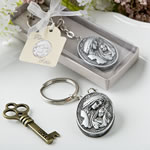 Madonna and Child themed key chain from Fashioncraft®