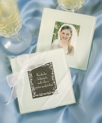 Personalized Glass Photo Coasters