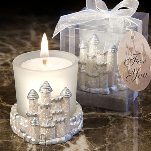 100 Fairy Tale Candle Wedding Favors